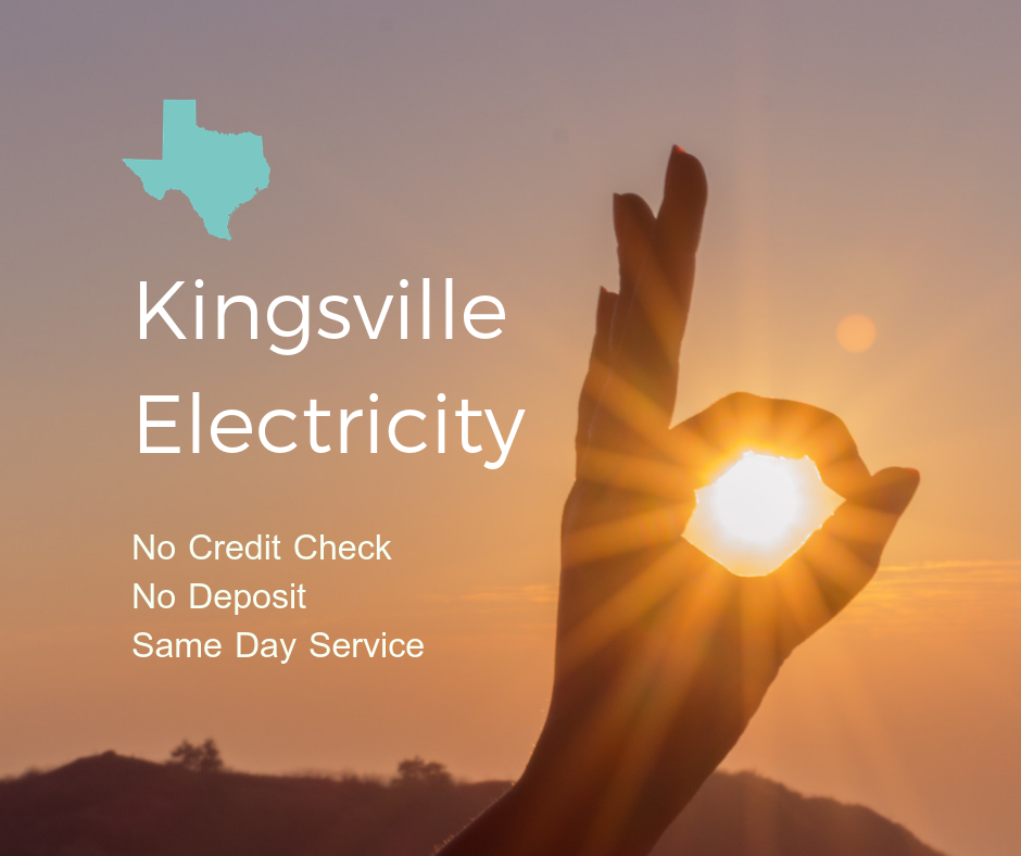 Prepaid Electricity Kingsville Texas, Prepaid Lights, No Deposit