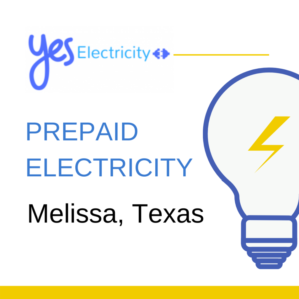 Prepaid Electricity Melissa TX