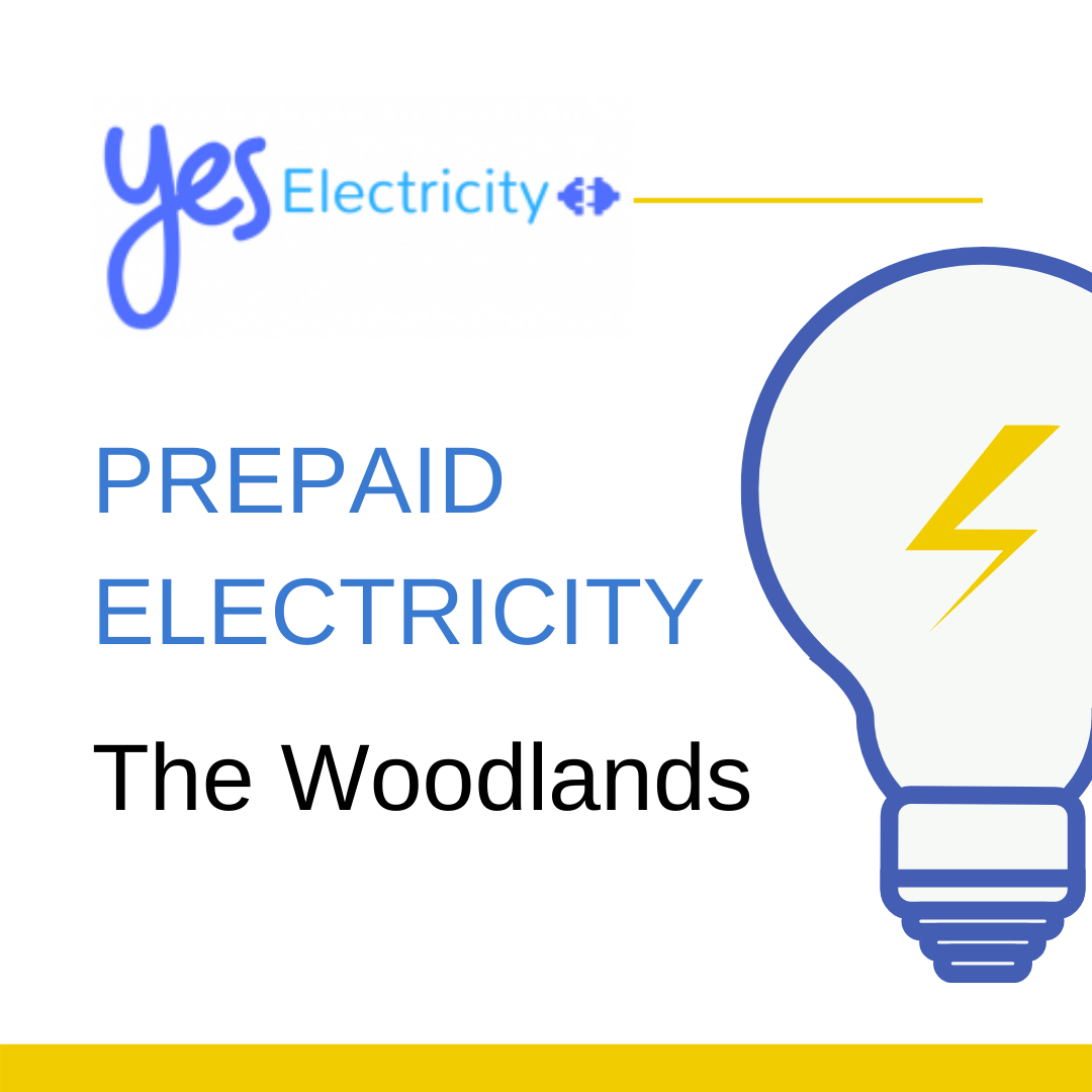 Prepaid Electricity The Woodlands TX